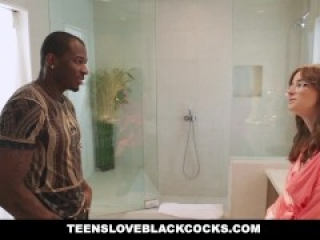 TeensLoveBlackCocks - Masseuse Jay Taylor Milks A Big Black Dong