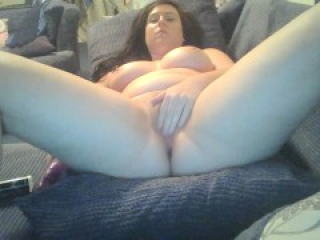 Home Alone Fucking Myself With Giant Dildo