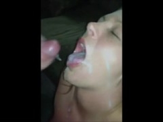 Swallowing Amateurs Cumpilation