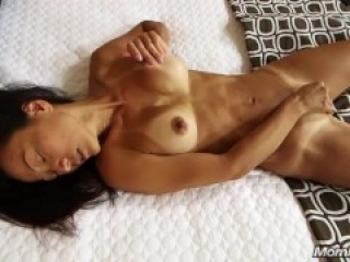 asian with abs POV