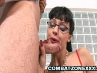 Aletta Ocean - Gorgeous Brunette Riding On Throbbing Cock