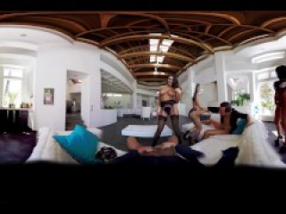 VR Orgies Group Sex 360° Experience Virtual Reality Porn