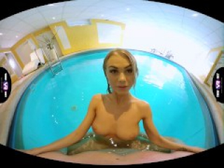 TmwVRnet.com - Nancy A - Slender blonde swimmer fucked