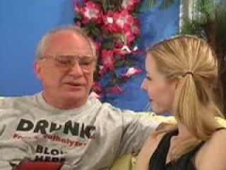 Marketa Brymova fucks an old man