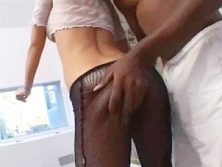 Does That Black Dick Fill Good In Your ASS!
