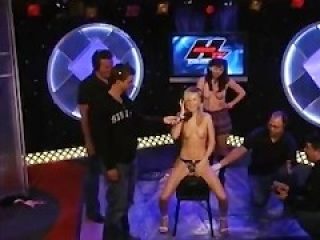 kasia (rabbit) - Howard Stern On Demand - Rabbit Rides The Sybian Uncut
