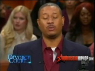 Ms. PLATINUM XXX on Divorce Court