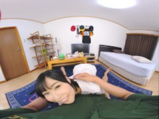 Hikikomori GF loses her VIRGINITY to your COCK - [PRDVR-030]