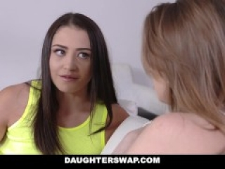 DaughterSwap - Daughters Fuck Dads For Quick Cash