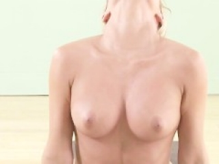 Sara Jean Underwood - Naked Yoga