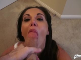 Ava Addams Called Me Up For A Big Tits Porn Star Hardcore Hookup At Home